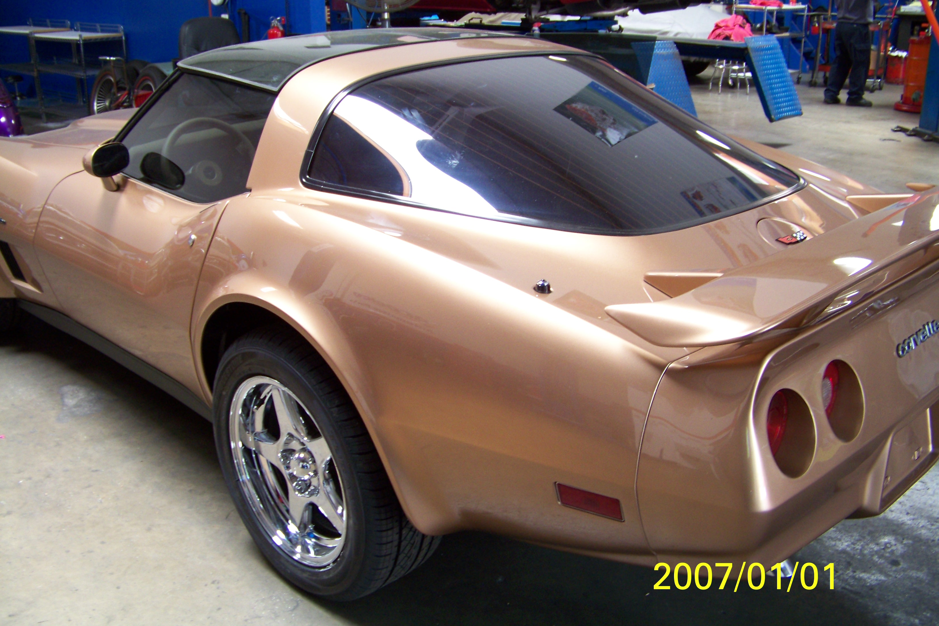 restoration-of-gold-car-101